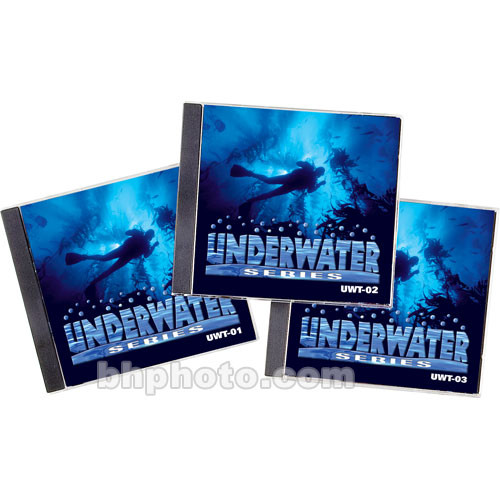 Sound Ideas Underwater Series Sound Effects Library (Download)