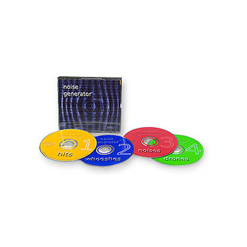 Sound Ideas Noise Generator Production Elements Collection