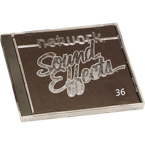 Sound Ideas Sample CD: Network Sound Effects  - Vehicular / Rail (Disc 36)