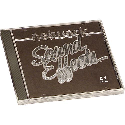 Sound Ideas Sample CD: Network Sound Effects  - Animals (Disc 51)