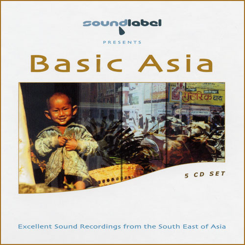 Sound Ideas Sample CD: Basic Asia