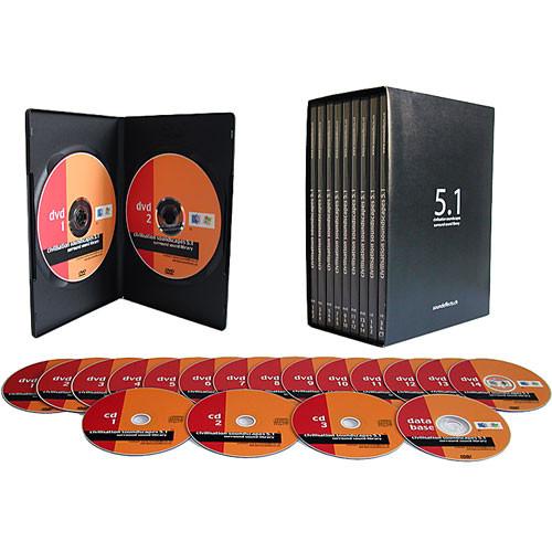 Sound Ideas Sample DVD: Civilization Soundscapes Surround Sound Library