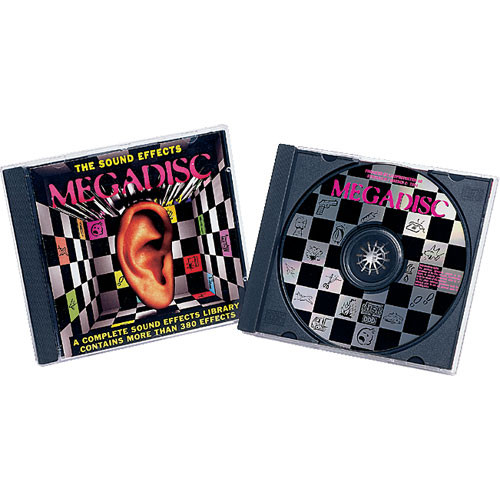 Sound Ideas Sample CD: Megadisc from Digiffects