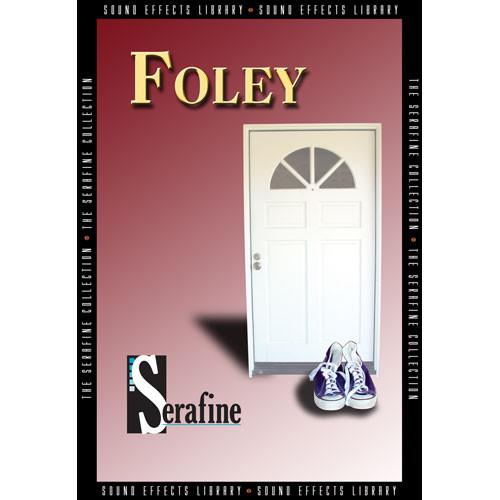 Sound Ideas Foley by Serafine