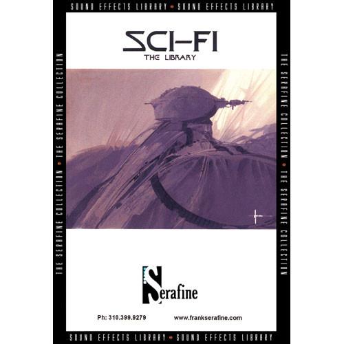 Sound Ideas Sci-Fi I by Serafine