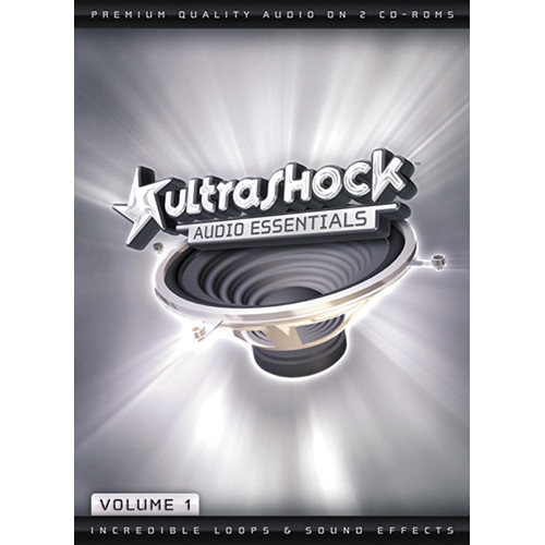 Sound Ideas Ultrashock Audio Essentials Volume 1 (Download)