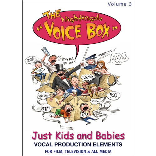 Sound Ideas Sample CD: The Nightingale Voice Box 3