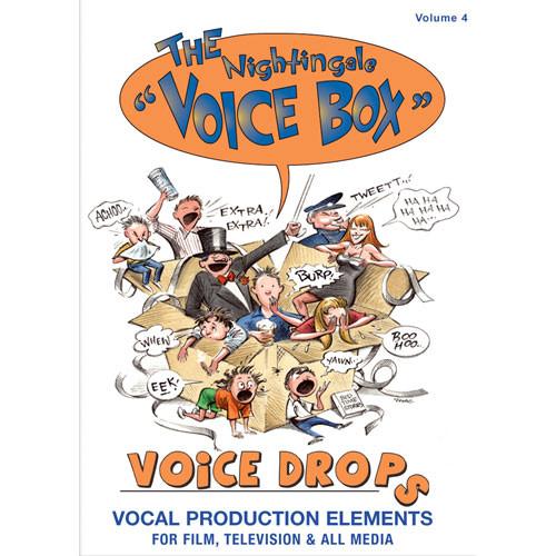 Sound Ideas Sample CD: The Nightingale Voice Box 4