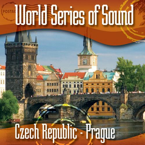 Sound Ideas World Series of Sound, Czech Republic - Prague, Sound Effects CD