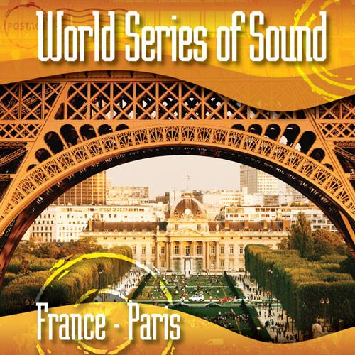 Sound Ideas World Series of Sound, France - Paris, Sound Effects CD