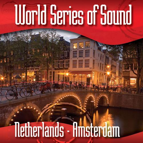 Sound Ideas World Series of Sound, Netherlands - Amsterdam, Sound Effects CD