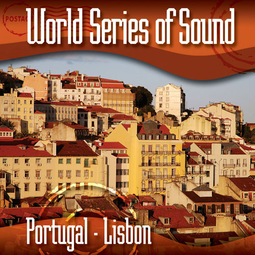 Sound Ideas World Series of Sound, Portugal - Lisbon, Sound Effects CD