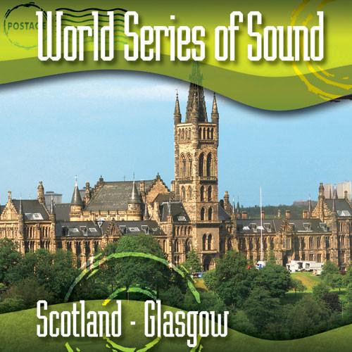 Sound Ideas World Series of Sound, Scotland - Glasgow, Sound Effects CD