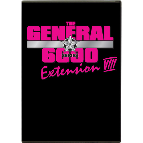 Sound Ideas General 6000 Extension VIII Sound Effects Library