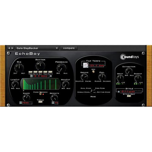 SoundToys EchoBoy - Vintage Delay Plug-In (Native)