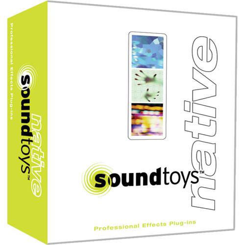 SoundToys SoundToys Native Effects Plug-In Bundle