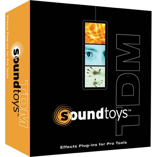 SoundToys SoundToys TDM Effects Plug-In Bundle