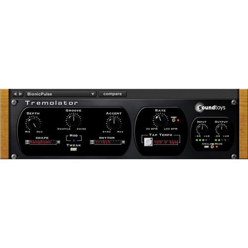 SoundToys Tremolator - Tremolo and Auto-Gate Plug-In (Native)