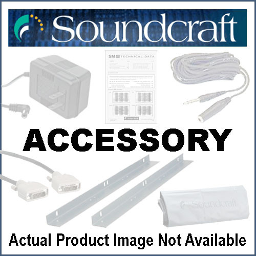 "Soundcraft Gooseneck Lamp - 18"" XLR/4-Pin Cable"