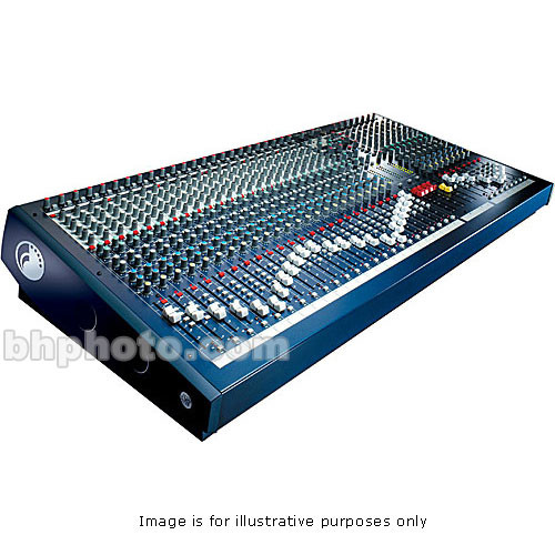 Soundcraft LX7 II - 16 Channel Recording Mixer