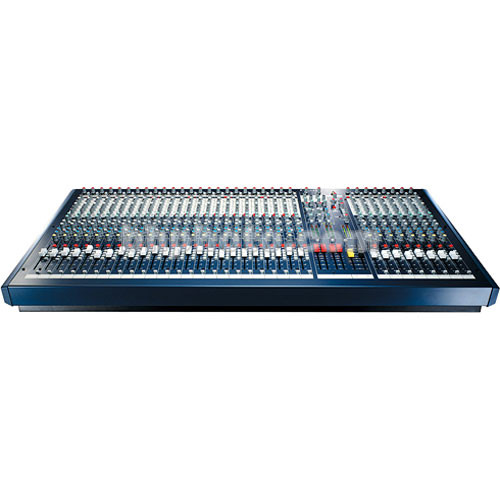 Soundcraft LX7 II - 24 Channel Recording Mixer