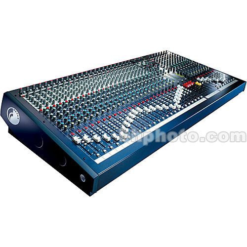 Soundcraft LX7 II - 32 Channel Recording Mixer
