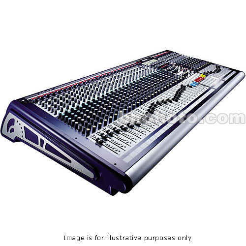 Soundcraft GB4 - Live Sound / Recording Console