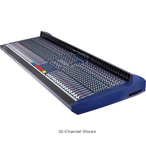 Soundcraft Live 8 - Live Sound Reinforcement Mixer