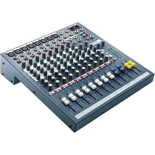 Soundcraft EPM 8 - 8 Mono + 2 Stereo Audio Console