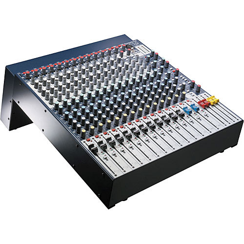 Soundcraft GB2R-12.2 - 12-Channel Rack-Mountable Audio Mixer