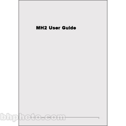 Soundcraft User Guide
