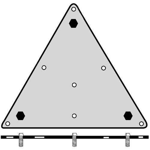 Soundsphere MBM - Flat Surface Mounting Bracket