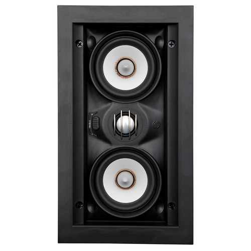 SpeakerCraft ASM54631 AIM LCR3 Three Pivoting Home Cinema Speakers