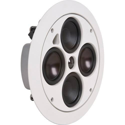 SpeakerCraft AccuFit Ultra Slim One Round In-Ceiling Speaker