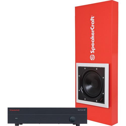 SpeakerCraft Cinema Sub 10 System