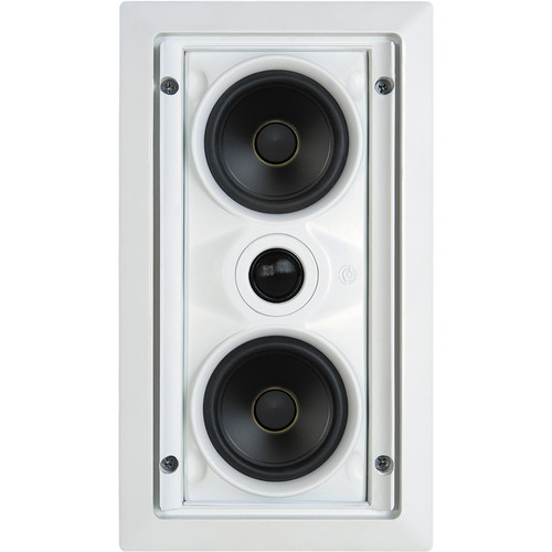SpeakerCraft ASM74311 AIM LCR3 One Pivoting Home Cinema Speakers