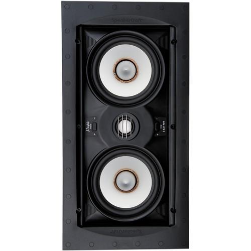 SpeakerCraft ASM74351 AIM LCR3 Five Pivoting Home Cinema Speaker