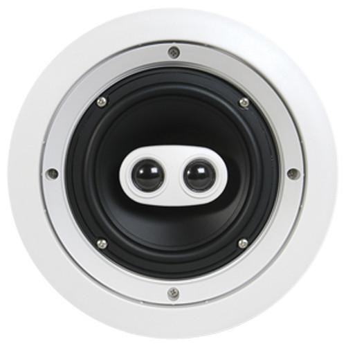 """SpeakerCraft DT6 Zero 6.5"""" Round In-Ceiling Speaker (Stereo)"""