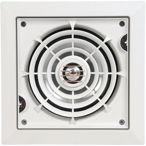 SpeakerCraft CSS6 Three Square In-Ceiling Speaker