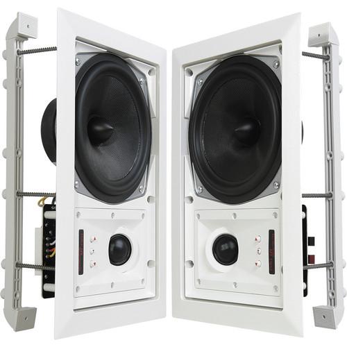 SpeakerCraft MT6 Two In-Wall Speaker (Pair)