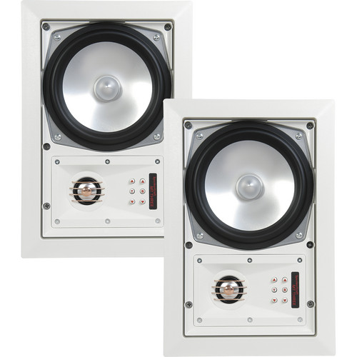 SpeakerCraft MT6 Three In-Wall Speaker (Pair)