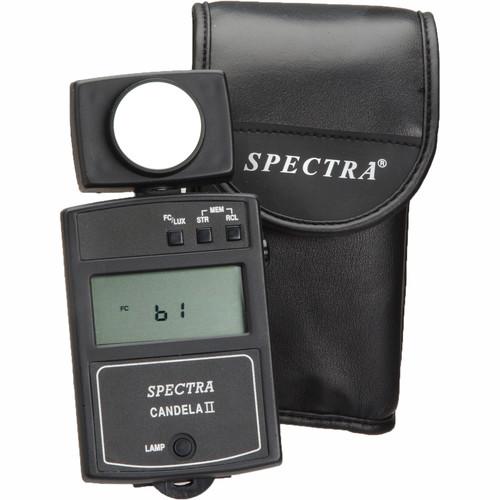 Spectra Cine Candela II Illuminance Meter with Backlit Display - Model C-2010EL