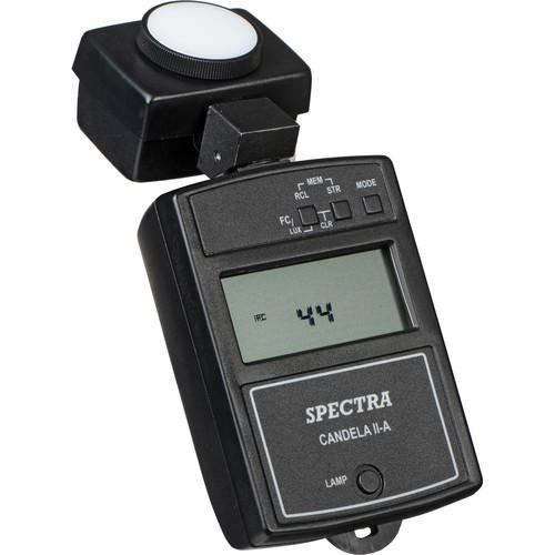 Spectra Cine Candela II-A Illuminance Meter w/ Lowlight Sensor - Model C-2010 ELLS-A