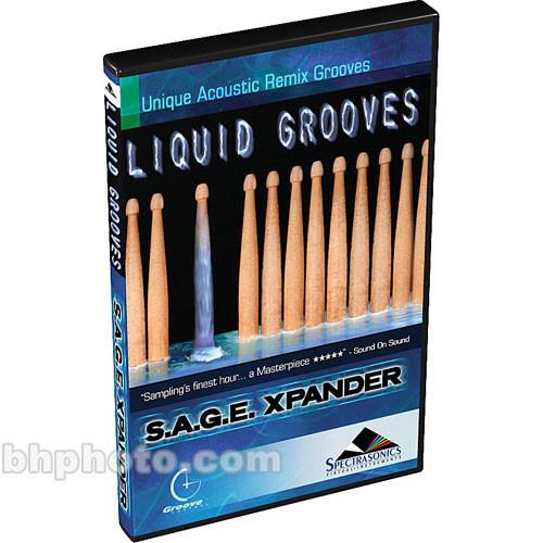 Spectrasonics Liquid Grooves - SAGE Xpander