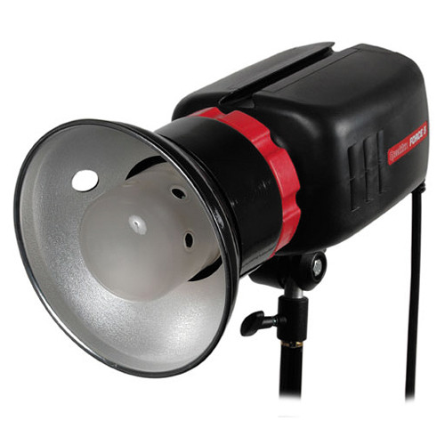 "Speedotron Force 5 Monolight With 7"" Reflector (120VAC)"