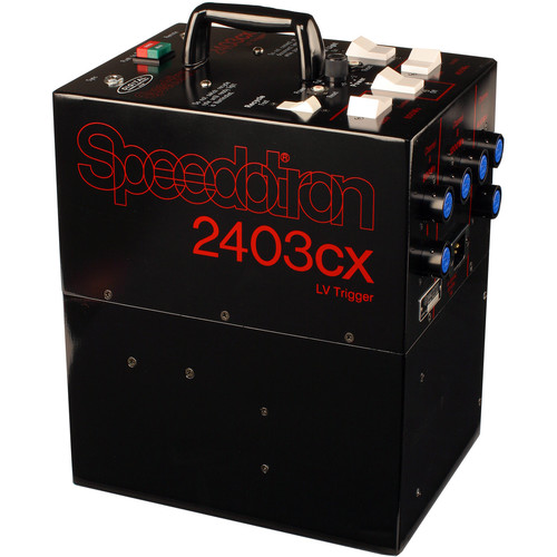 Speedotron 2403CX Power Supply (120V)
