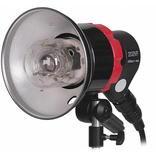 "Speedotron 202VF CC Flash Head With 7"" Reflector (220V)"