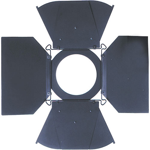 "Speedotron 4 Leaf Barndoor for 8"" Speedotron Fresnel Head"