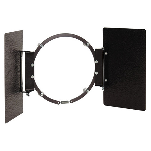 "Speedotron 2 Leaf Barndoor Set for 5-1/2"" Reflector"