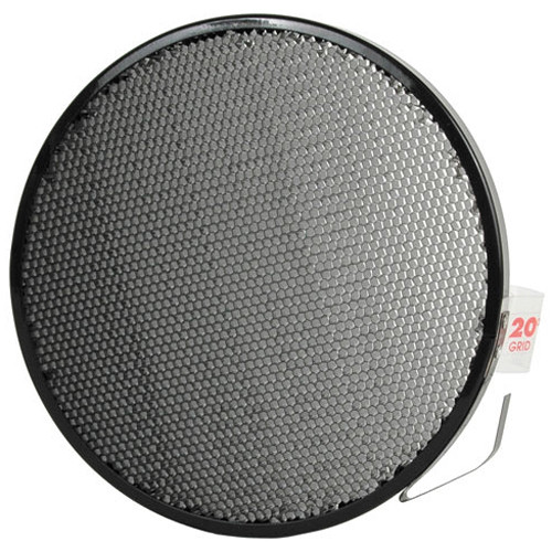 "Speedotron 7"" Honeycomb Grid, 20 Degrees"